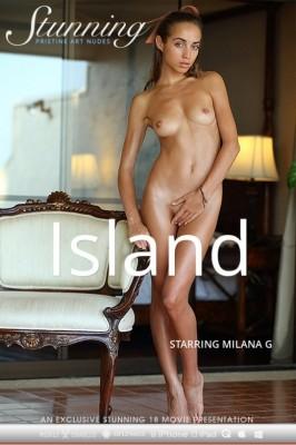 Milana G  from STUNNING18