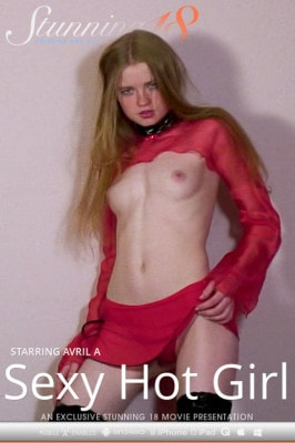 Avril A  from STUNNING18