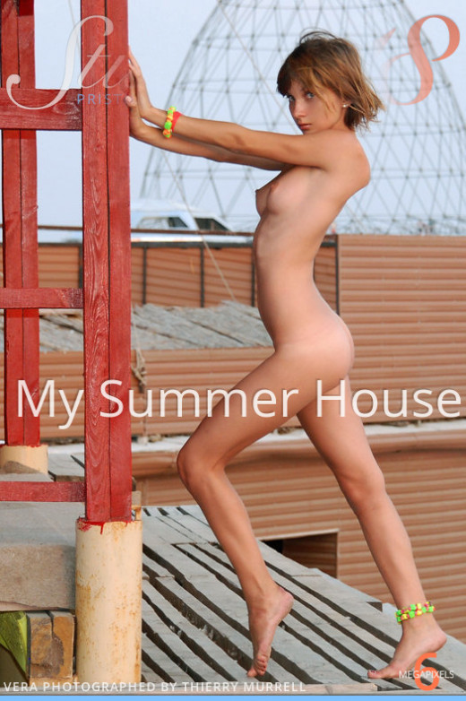Vera in My Summer House gallery from STUNNING18 by Thierry Murrell