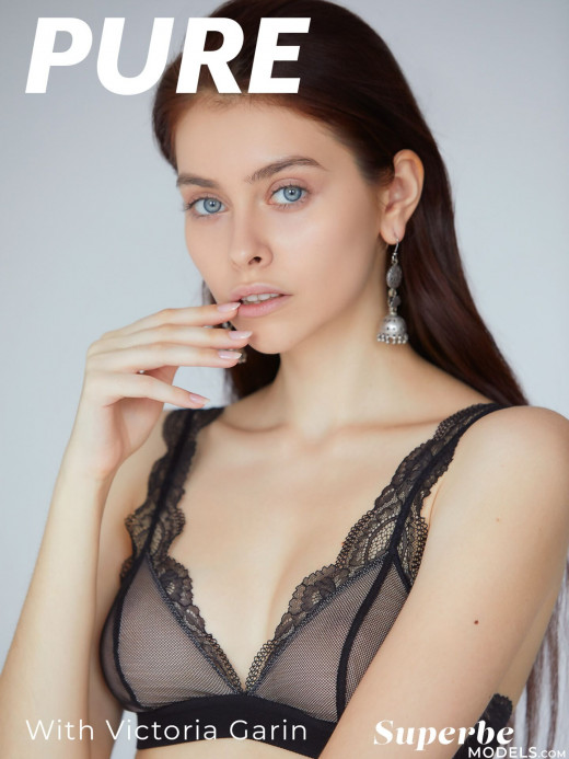 Victoria Garin in Pure gallery from SUPERBEMODELS