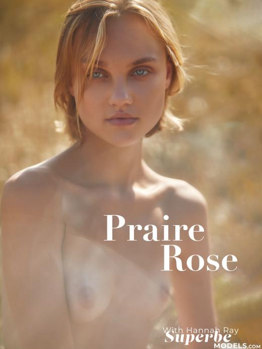 Hannah Ray in Prairie Rose gallery from SUPERBEMODELS