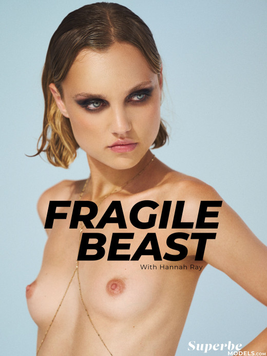 Hannah Ray in Fragile Beast gallery from SUPERBEMODELS
