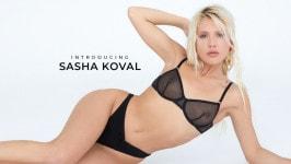 Sasha Koval  from SUPERBEMODELS