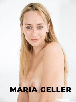 Maria Geller  from SUPERBEMODELS
