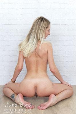 Jane Soul  nackt
