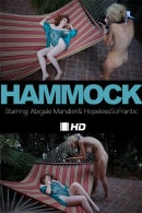 Abigale & HopelessSoFrantic in Hammock video from THEEMILYBLOOM