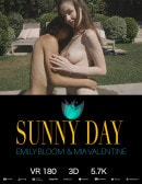 Emily Bloom & Mia Valentine in Sunny Day gallery from THEEMILYBLOOM