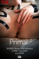 Louisa A in Primal 2 video from THELIFEEROTIC by Xanthus