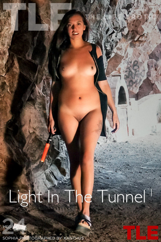Natalia in Light In The Tunnel 1 gallery from THELIFEEROTIC by Oliver Nation