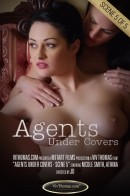 Athina & Nicole Smith in Agents Under Covers Scene 5 video from VIVTHOMAS VIDEO by Viv Thomas