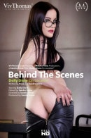 Behind The Scenes: Dolly Diore On Location