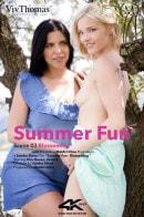 Summer Fun Episode 3 - Blossoming