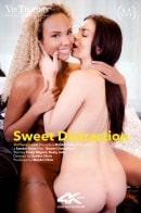 Emily Mayers & Romy Indy in Sweet Distraction video from VIVTHOMAS VIDEO by Sandra Shine