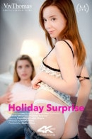 Freya Mayer & Lottie Magne in Holiday Surprise video from VIVTHOMAS VIDEO by Sandra Shine