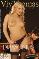 Simony Diamond & Adriana Russo