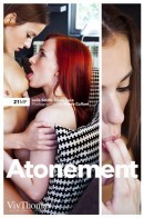 Leila Smith & Silvie Luca in Atonement gallery from VIVTHOMAS by Pierre Collant