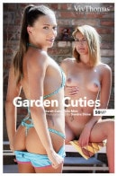 Sarah Cute & Talia Mint in Garden Cuties gallery from VIVTHOMAS by Sandra Shine
