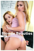 Candy Alexa & Lindsey Cruz in Blonde Beauties gallery from VIVTHOMAS by Nik Fox