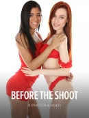 Karin Torres & Sherice in Before The Shoot gallery from WATCH4BEAUTY by Mark