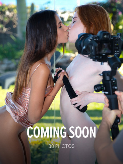 Baby Nicols & Lottie Magne in Coming Soon gallery from WATCH4BEAUTY by Mark