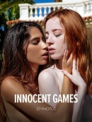 Baby Nicols & Lottie Magne in Innocent Games gallery from WATCH4BEAUTY by Mark