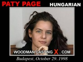 Paty Page  from WOODMANCASTINGX