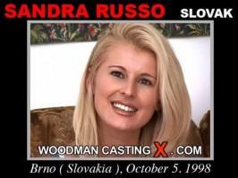 Sandra Russo  from WOODMANCASTINGX