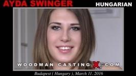 Ayda Swinger  from WOODMANCASTINGX