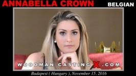 Annabella Crown  from WOODMANCASTINGX