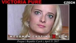 Victoria Pure  from WOODMANCASTINGX