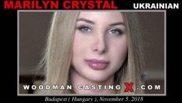 Marylin Crystal  from WOODMANCASTINGX