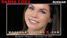 Sasha Coxx  from WOODMANCASTINGX