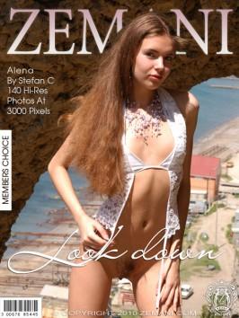 Alena  from ZEMANI
