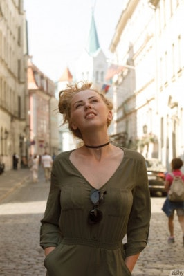 Helene Trobec  from ZISHY