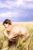 Olga in Fields Of Gold gallery from ERROTICA-ARCHIVES by Erro - #6