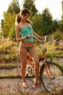 Elvira in Bicycle gallery from METMODELS by Anton Volkov - #9