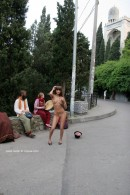 Melena in Crimean Dancing gallery from NUDE-IN-RUSSIA - #7