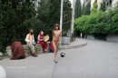 Melena in Crimean Dancing gallery from NUDE-IN-RUSSIA - #9