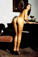 Gabriela in Grand Piano gallery from ERROTICA-ARCHIVES by Erro - #14