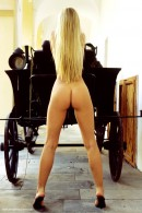 Marketa in Carriage gallery from ERROTICA-ARCHIVES by Erro - #13