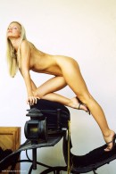 Marketa in Carriage gallery from ERROTICA-ARCHIVES by Erro - #5