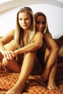 Vanessa & Veronika in Friends gallery from ERROTICA-ARCHIVES by Erro - #5