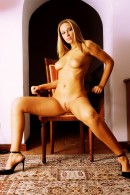 Veronika in Chair gallery from ERROTICA-ARCHIVES by Erro - #10