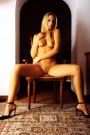 Veronika in Chair gallery from ERROTICA-ARCHIVES by Erro - #14