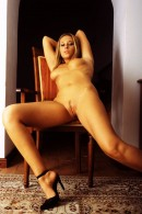 Veronika in Chair gallery from ERROTICA-ARCHIVES by Erro - #5