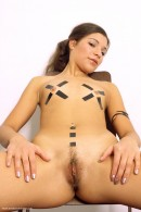 Monika in Black Band - Part II gallery from ERROTICA-ARCHIVES by Erro - #11