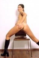 Monika in Black Band - Part II gallery from ERROTICA-ARCHIVES by Erro - #3