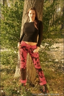 Sandra Shine in Alone On The Trail gallery from MPLSTUDIOS - #1