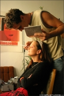 Sandra Shine in Behind The Scenes gallery from MPLSTUDIOS - #5