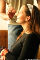 Sandra Shine in Behind The Scenes gallery from MPLSTUDIOS - #8